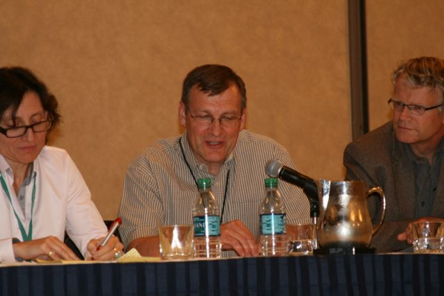 ICA Chair Meeting 2011