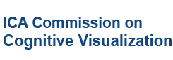 ICA Commission on Cognitive Visualization Logo